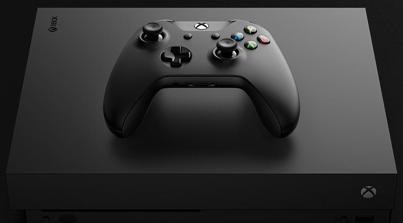 Xbox-One-X-techshohor