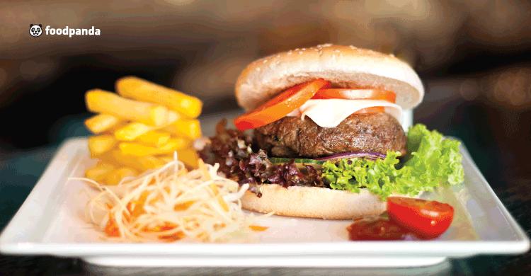 Burger-Foodpanda-Techshohor