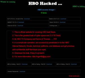screen-capture-of-hbo-hacked-techshohor