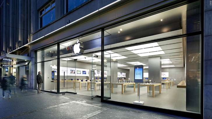 Zurch-apple-store-techshohor